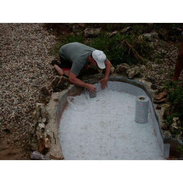 Самозалепваща хидроизолационна лента с текстилен гръб WebSeal, 305mm x 15.2m