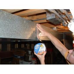 Уплътняване и ремонт на външни въздуховодни системи