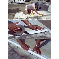 Как да ремонтираме покрива на караваната си?
