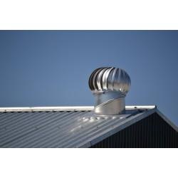 Как да ремонтираме метален покрив през лятото