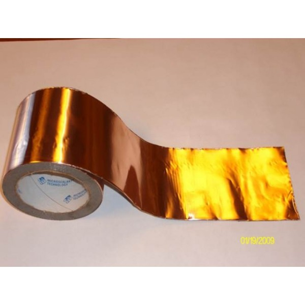 Самозалепваща хидроизолационна лента CopperFlash, 50mm x 7.6m