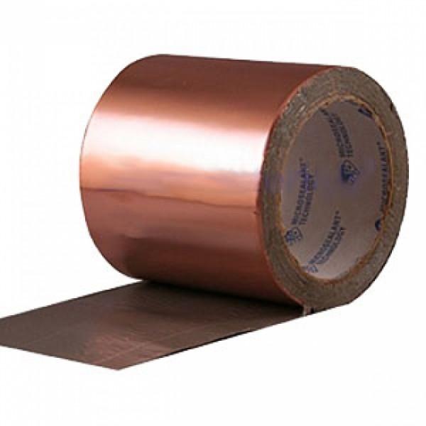 Самозалепваща хидроизолационна лента CopperFlash, 100mm x 7.6m
