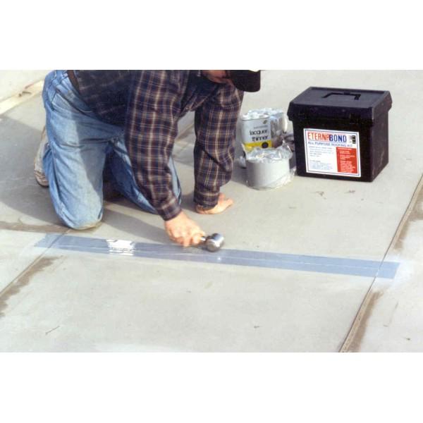 Самозалепваща хидроизолационна лента RoofSeal, 150mm x 7.6m