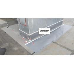 Ремонт на съществуваща ТРО хидроизолация на необитаем покрив