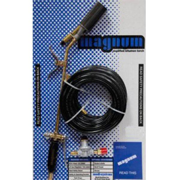 газова горелка Magnum L-100 за добрата ви хидроизолация