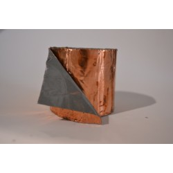 Ремонтът на улуци и елементи от медна ламарина е вече възможен с лентата CopperFlash